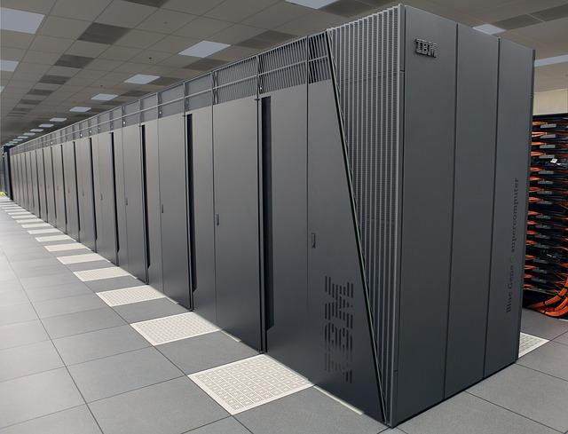 superpočítače ibm