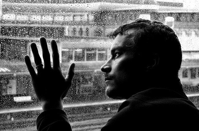 deprese u člověka